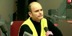 Xavier Renou, gilet jaune: «On a affaire à une vraie crise de régime»