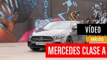 Mercedes Clase A (2019), probamos su tecnología