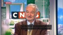"""Jacques Attali : organiser un référendum ferait partie du """"plan de certains d'obtenir la démission du président de la République"""""""
