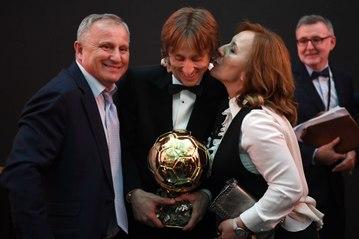 La storia di Luka Modric, il Pallone d'Oro 2018
