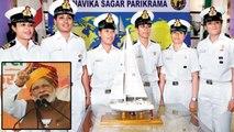Rajasthan Elections : PM Modi ने Indian Navy की इन 6 Officers का क्यों किया जिक्र | वनइंडिया हिंदी