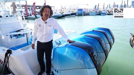 SEA VEE 390 Z - 4K - The Boat Show