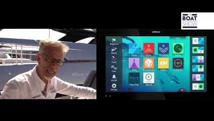 SIMRAD FY 670 - 4K - The Boat Show