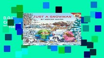 D.O.W.N.L.O.A.D [P.D.F] Little Critter: Just A Snowman by Mercer Mayer