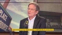 """""""Gilets jaunes"""" : l'Agence France-Presse démêle le vrai du faux"""