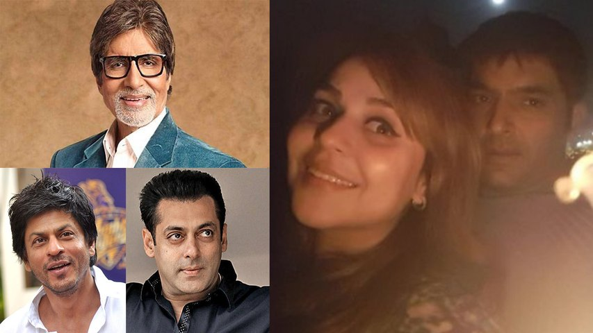 Salman Khan, Shahrukh Khan & These VIP guests will attend Kapil Sharma & Ginni's wedding | Boldsky