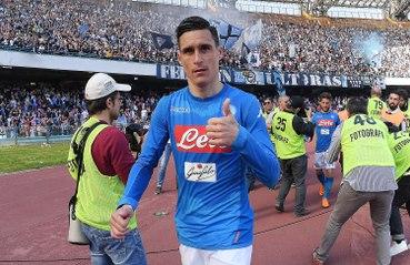 Tutti i numeri di Callejon con la maglia del Napoli