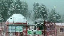 Cıbıltepe hafta sonu kayak sezonuna 'merhaba' diyecek - KARS