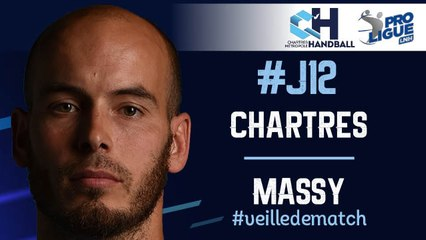#J12 : CHARTRES - MASSY #veilledematch