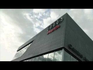 Audi Terminal Dealership Design, Geneva