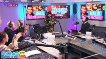 Malik paie vos factures (04/12/2018) - Bruno dans la Radio