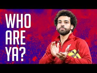 2018's BIGGEST FOOTBALL HERO? | Mo SALAH | Who Are Ya?