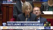 """Marielle de Sarnez interpelle l'exécutif sur les gilets jaunes: """"Il faut réécrire le contrat social et civique"""""""