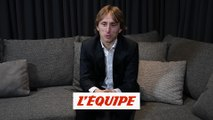 L'interview décalée de Luka Modric - Foot - Ballon d'Or