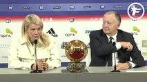 OL : Ada Hegerberg et Jean-Michel Aulas réagissent à la polémique Martin Solveig