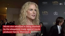 Nicole Kidman Was Blown Away By Extent Of Hollywood Scandals