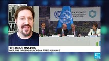 "COP 24 - ""We have to stay optimistic or we won't find solutions to implement the Paris agreement"""