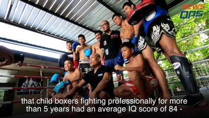 Child Boxing in Thailand. Is Change Needed?