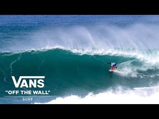 2018 Vans World Cup of Surfing - Day 1 | Surf | VANS