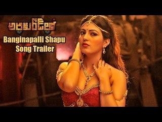 Araku Road Lo || Banginapalli Shapu Song || Raam Shankar, Nikesha Patel