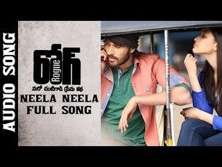 Neela Neela Full Song || Rogue Movie || Puri Jagannadh || Ishan, Mannara, Angela