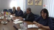 Tarım ve Orman Bakanı Pakdemirli Kiev'de- Tarım ve Orman Bakanı Bekir Pakdemirli, Ukrayna Başbakan...
