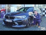 THIS is a BMW M5! The 700hp AC Schnitzer ACS5 Sport