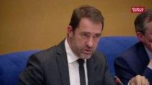 «Il appartient à l'État de dédommager ce qui n'est pas couvert par les assurances», promet Castaner
