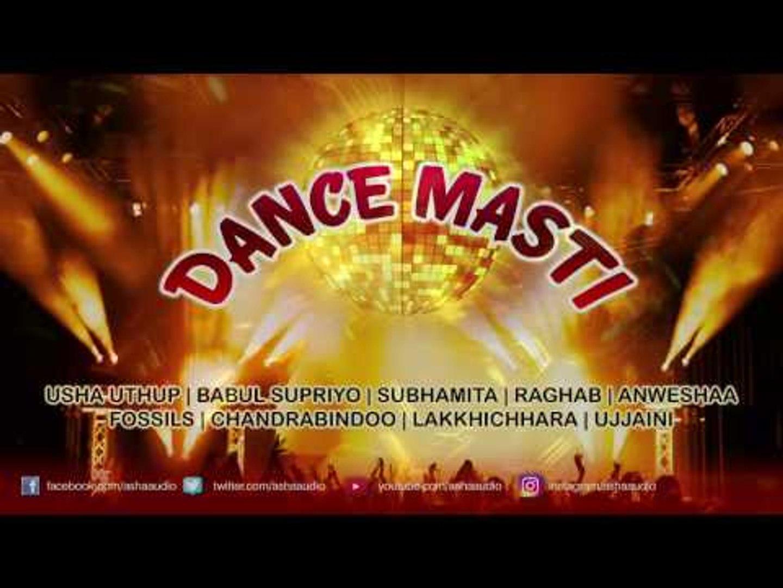 Dance  Masti | Special party songs compilation | Usha , Babul , Subhamita , Raghab , Fossils