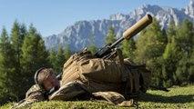 Ecole pour snipers: les tireurs d'élite de l'OTAN s'entraînent dans les Alpes