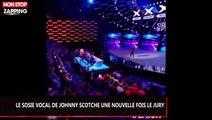 """La France a un incroyable talent : Jean-Baptiste Guegan, sosie vocal de Johnny, scotche le jury avec """"Je te promets"""""""