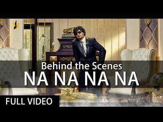 Behind the Scenes ||  Na Na Na Na || J Star || JStar Productions
