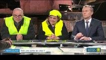 """""""Gilets jaunes"""": le gouvernement a été """"trop lent à répondre"""", selon Marlène Schiappa"""