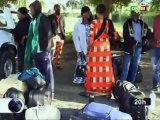 ORTM - Une centaine de jeunes Maliens ont pris le départ au mémorial Modibo Keïta pour la caravane Thomas Sankara pour l'unité africaine