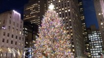 Holiday season has officially begun once the Rockefeller Center tree is lit