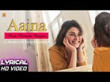 """Aaina"" - Hindi Romantic Shayari || Khubsurat Love Shayari || LYRICS || © Musicraft Entertainment"