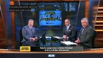 Bruins Face-Off Live: Jonathan Huberdeau, Evgeni Dadonov Impressing For Panthers