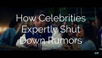 These Celebrities Shut Down Tabloid Rumors In The Best Way