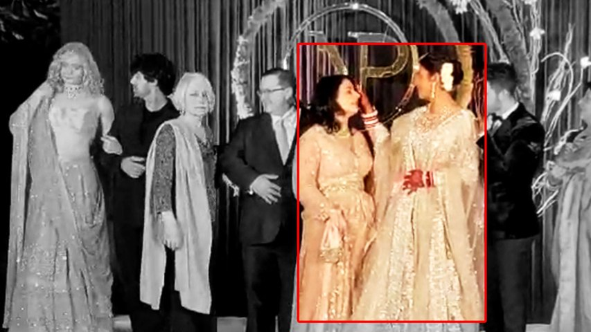 Priyanka Chopra ऐसे रखती है अपनी सास का ख्याल, देखिए वीडियो | Boldsky