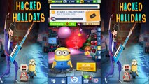 Despicable Me: Minion Rush Hacked Holidays Seasonal Event