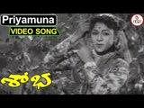 Shoba Telugu Movie Songs - Priyamuna Jeravoyi Video Song | N.T.Rama Rao | Anjali Devi | VEGA Music