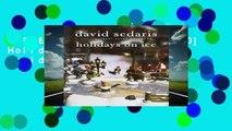 F.R.E.E [D.O.W.N.L.O.A.D] Holidays on Ice by David Sedaris