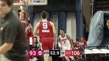 Dusty Hannahs (25 points) Highlights vs. Grand Rapids Drive