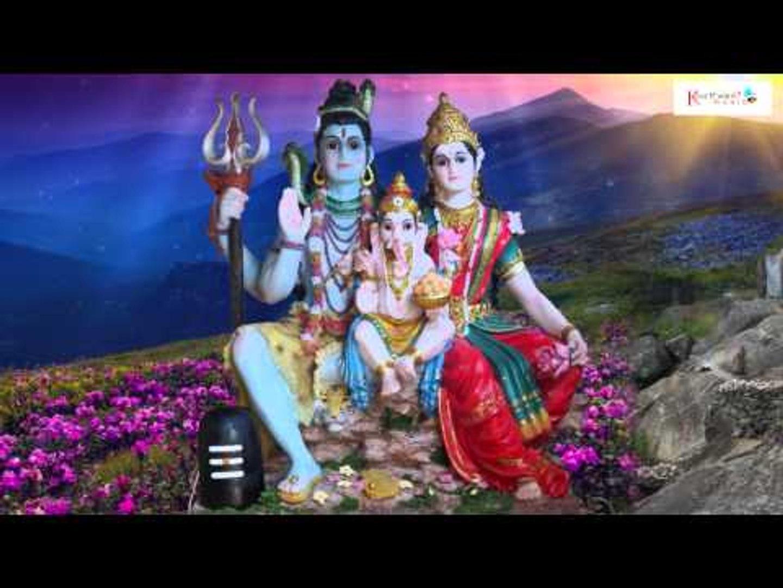Lord Shiva Sanskrit Devotional    Shiva Panchakshara Nakshatramala Stotram     G V Prabhakar