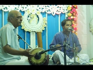 CHINMAYA M.RAO Live Concert Clip : Hindola Raga Alapana & Neerajakshi Kamakshi Krithi On 8-1-2017