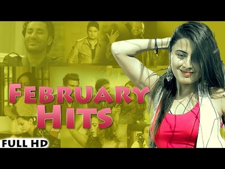Non Stop February 2015 Hits | Video Jukebox | New Punjabi Songs 2015 | Latest Punjabi Hits 2015