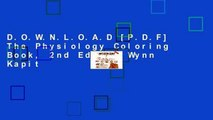 Ebook The Physiology Coloring Book (2nd Edition) Free Read ...