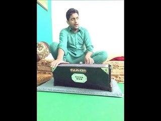 Surinder bhagat ji Singing at Dera Bakarpur  786records jai mastan di