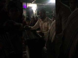 Surinder bhagat ji Singing at Dera Bakarpur  786 records jai mastan di