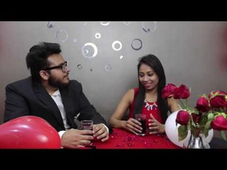 Valentine Special #how  Delhi couple celebrate valentine week